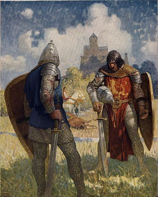 king arthur conclusion Arthur was the first born son of king uther pendragon and heir to the throne however these were very troubled times and merlin, a wise magician, advised that the baby arthur should be raised in a secret place and that none should know.